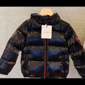 Moncler kids jackets 10% Halloween discount 👻👻👻